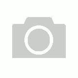 Millennium Kiato Sink Mixer - White & Chrome