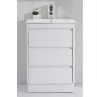 Alpine 600mm All Drawer Vanity