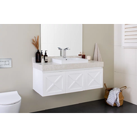 A.D.P Charleston 1200mm Wall Hung Vanity