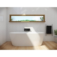 Decina Cool 1790mm Freestanding Bath Tub - White