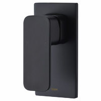 iKon Seto Wall Mixer - Matte Black