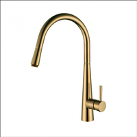 Modern National Kasper Pull-out Sink Mixer - Brushed Bronze