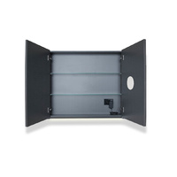 A.D.P Moonlight 1800mm Shaving Cabinet - 4 Doors