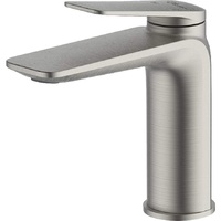 Oliveri Paris Basin Mixer - Brushed Nickel
