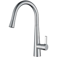 P & P PLUS Luxa Pull-out Sink Mixer - Chrome