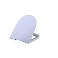 KDK SC804 Soft Close Seat - White