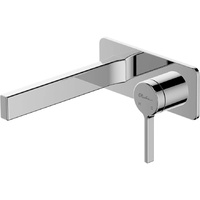 Oliveri Stockholm Wall Basin Mixer - Chrome