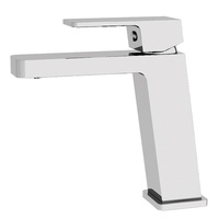 Nero Celia Basin Mixer - Chrome