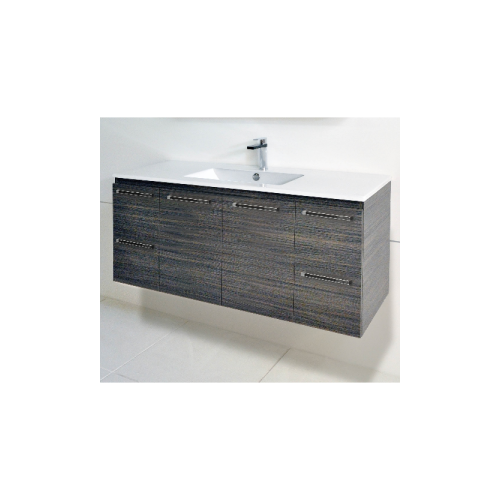 A.D.P Glacier Twin 1500mm Double Bowl Wall Hung Vanity