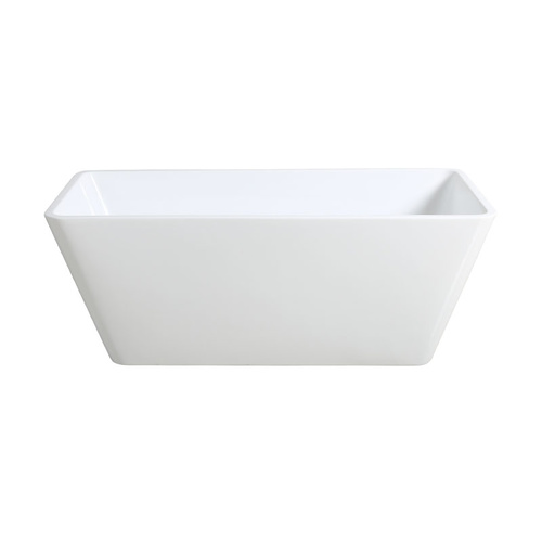 Contract 1700mm Freestanding Bath - White