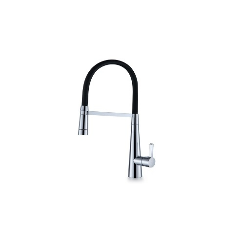 Luxa Sink Mixer with LED - Chrome