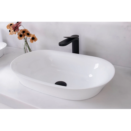 A.D.P Rise Cast Marble Sin-insert Basin - Gloss White or Matte White